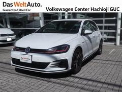 VW ゴルフGTIダイナミック 特別仕様車 元試乗車 禁煙車 ナビETC付き