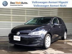 VW ゴルフTSIコンフォートライン ナビ バイキセノン 認定中古車