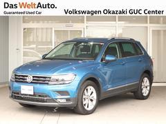 VW ティグアンTDI Highline 4MOTION TECH−P