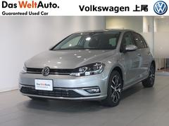 VW ゴルフ TSI Highline Tech Edition navi