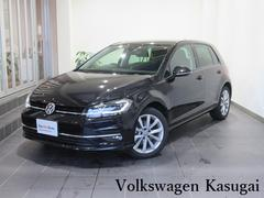 VW ゴルフ TSI Comfortline Tech Edition Navi ETC2.0