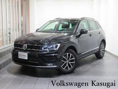 VW ティグアンTDI Comfortline 4MOTION Navi