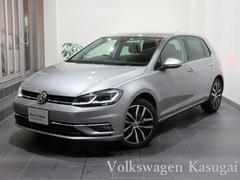 VW ゴルフTSI Highline Tech Edition Navi ETC2.0