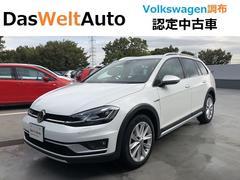 VW ゴルフオールトラックTSI 4MOTION Democar 認定中古車