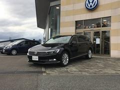 VW パサートヴァリアントTSI Eleganceline