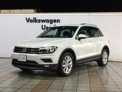 VW ティグアンTDI Highline 4MOTION 弊社試乗車 禁煙車