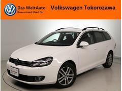 VW ゴルフヴァリアントTSI Comfortline NaviBcEtc