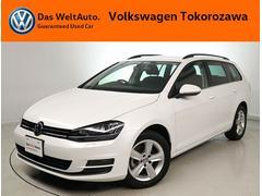 VW ゴルフヴァリアントTSI Comfortline Premium Edition NaviEtcBc