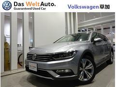 VW パサートオールトラック認定中古車 DemoCar 4WD ブラックレザーシート