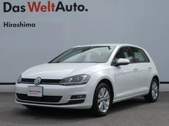 VW ゴルフTSI Comfortline BlueMotion Technology ACC SSDnavi