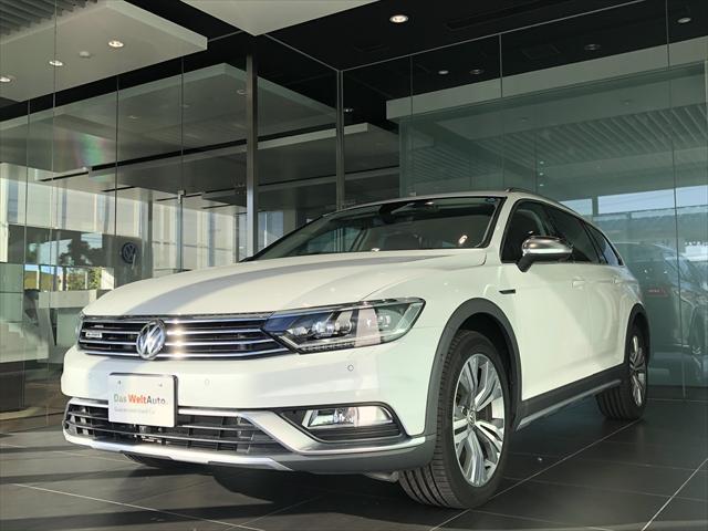 「フォルクスワーゲン」「VW パサートオールトラック」「SUV・クロカン」「鳥取県」の中古車