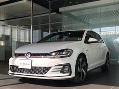 VW ゴルフGTIワンオーナー 禁煙車 デジタルメーター