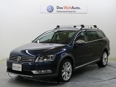 VW パサートオールトラック2.0TSI 4MOTION