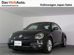 VW ザ・ビートルデザイン 純正ナビ レザーパッケージ装着車 クルコン 禁煙車