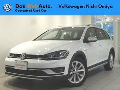 VW ゴルフオールトラックTSI 4MOTION Dispro ETC