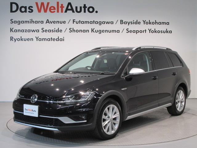 「フォルクスワーゲン」「VW ゴルフオールトラック」「SUV・クロカン」「神奈川県」の中古車