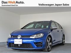 VW ゴルフRヴァリアントR 280PS 4Motion ACC LKA 認定中古車