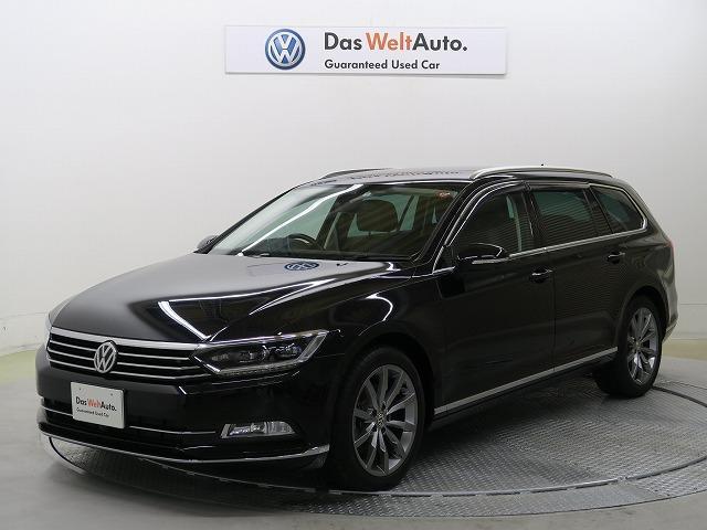 フォルクスワーゲン TDIハイライン 禁煙車 Volkswagen認定中古車