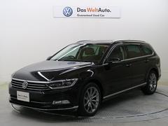 VW パサートヴァリアントTDIハイライン 禁煙車 Volkswagen認定中古車