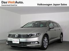 VW パサートヴァリアントTSI ハイライン ナビ禁煙認定中古車