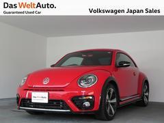VW ザ・ビートルRライン 716SDCWナビ キセノン リアカメラ 認定中古