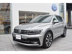 VW ティグアンTSI R−Line Navi DCC PR