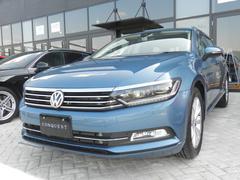 VW パサートヴァリアントTSI コンフォートライン LED リアカメラ 認定中古車