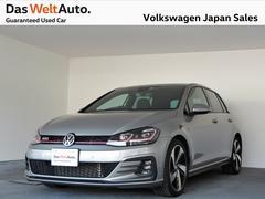 VW ゴルフGTIGTI 7.5 DCC 18AW TechPKG 認定中古車