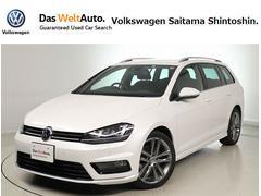 VW ゴルフヴァリアントR−Line 18AW
