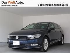 VW パサートヴァリアントエレガンスライン 純正ナビ ACC LEDヘッドライト