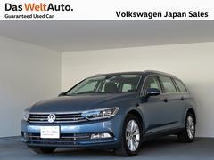 VW パサートヴァリアントTSIコンフォートライン ワンオーナー DWA認定中古車