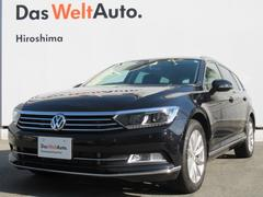 VW パサートヴァリアントTDI エレガンスライン LED リアカメラ 認定中古車