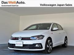 VW ポロGTIセーフティ&テクノロジーPKG LED 元試乗車 認定中古車