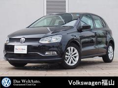 VW ポロTSI CL 純ナビ Bカメラ 衝突被害軽減ブレーキ 禁煙車