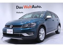 VW ゴルフオールトラックTSI 4MOTION Discover Pro