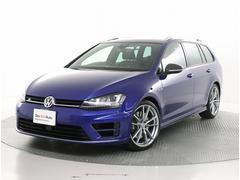 VW ゴルフRヴァリアントR CarbonStyle日本50台限定車
