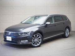 VW パサートヴァリアントTSI ハイライン レザーシート 認定中古車 保証付き