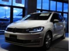 VW ゴルフトゥーランTSI ハイライン LED ACC リアカメラ 認定中古車