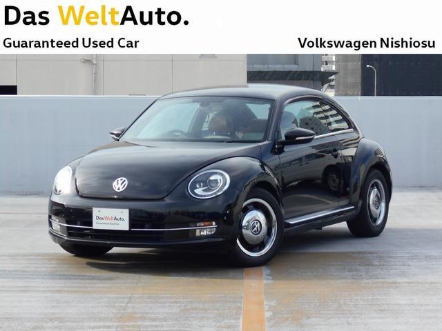 フォルクスワーゲン Special Bug 正規認定中古車 1オーナー 限定車