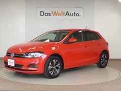 VW ポロTSI Comfortline ワンオーナー 認定中古車