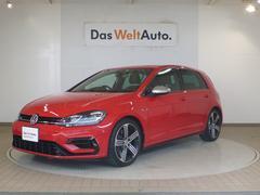 VW ゴルフRR ワンオーナー レザーシート パワーシート 認定中古車