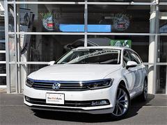 VW パサートヴァリアントTDI Highline 1オーナー・禁煙車・テクノロジーP