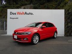 VW ポロTSI Highline NAVI SAFETY