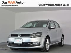 VW ポロTSIハイライン マイスターED ワンオーナー DWA認定車