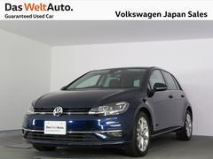 VW ゴルフTSIコンフォートライン テックエディション 弊社デモカー
