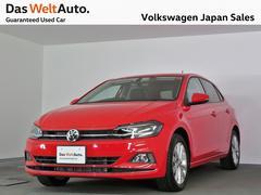 VW ポロTSI ハイライン セーフテイ ナビパッケージ 元試乗車