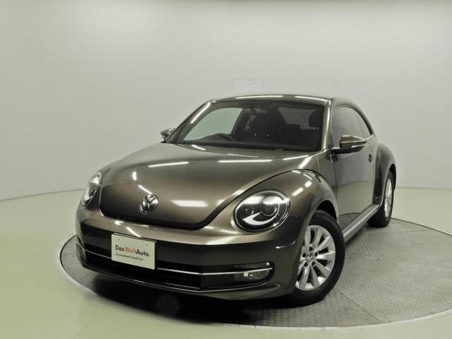 「フォルクスワーゲン」「VW ザビートル」「クーペ」「静岡県」の中古車