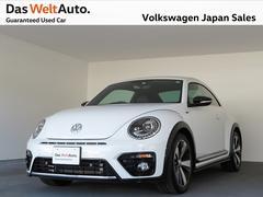 VW ザ・ビートルR−Line マイスター 最終モデル 純正ナビ 認定中古車