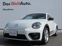 VW ザ・ビートルRライン リアカメラ キセノンヘッドライト 認定中古車