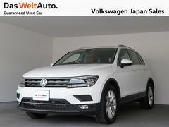 VW ティグアンハイライン 元試乗車 サンルーフ レザー 認定中古車